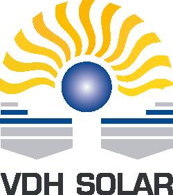 VDH Solar-Logo